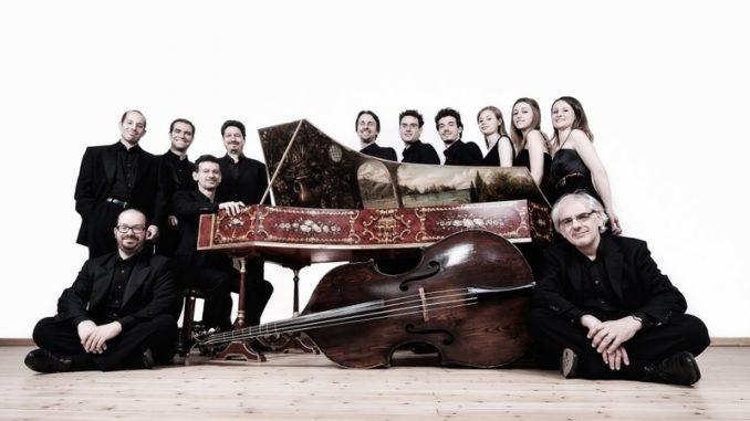 Bacco & Orfeo da Armoniosa al New Jersey