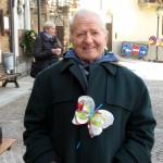 Commosso addio del Roero al partigiano Paolo Pasquero