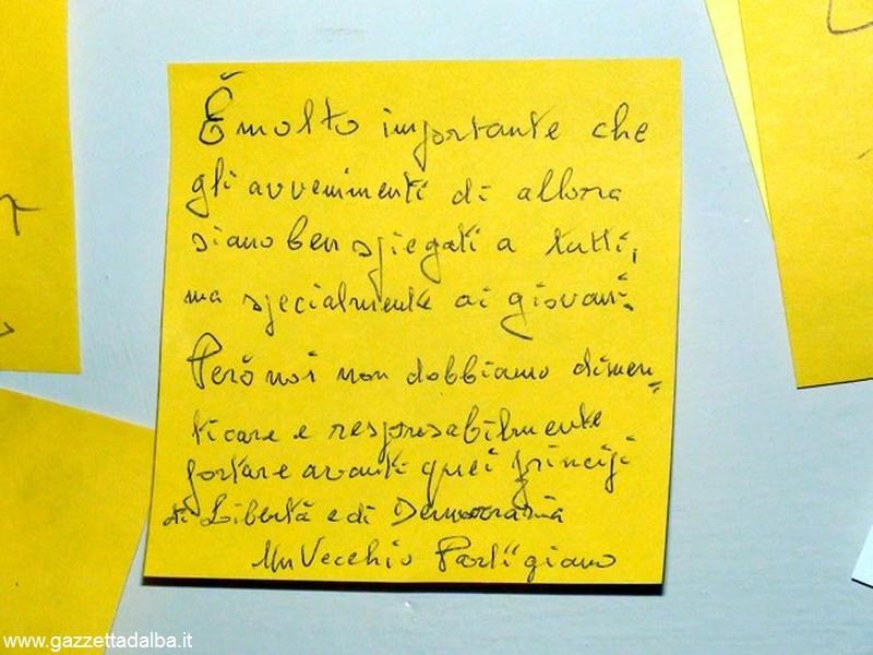 Paolo Pasquero pensieri