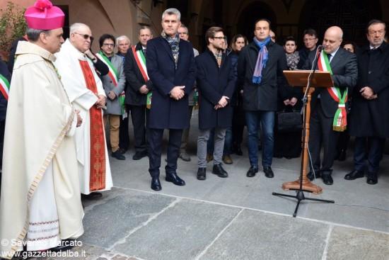 Alba accoglie con solennità il nuovo Vescovo 1