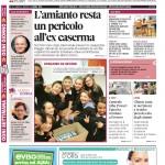 La copertina di Gazzetta d'Alba dell'8 marzo 2016