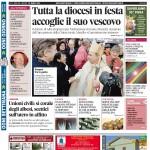 La copertina di Gazzetta d'Alba del 15 marzo 2016