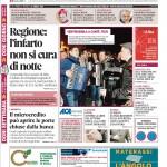 La copertina di Gazzetta d'Alba del 22 marzo 2016