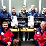 Droni pronti a volare per la Protezione civile