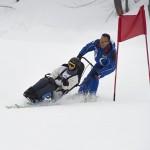 Finanzieri e Sportabili sugli sci