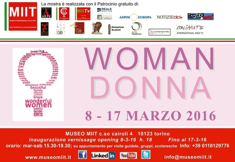 miit torino woman donna