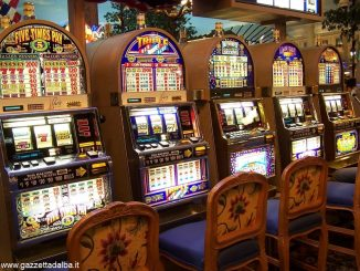 Slot machine, immagine di repertorio