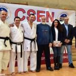 Alba, atleti da tutta Italia e dalla Svizzera per lo stage di karate