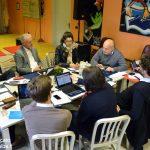 Dieci anni di H zone: la Giunta si riunisce al centro giovani