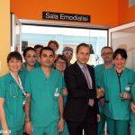 Il Lions dona un nuovo  strumento alla nefrologia