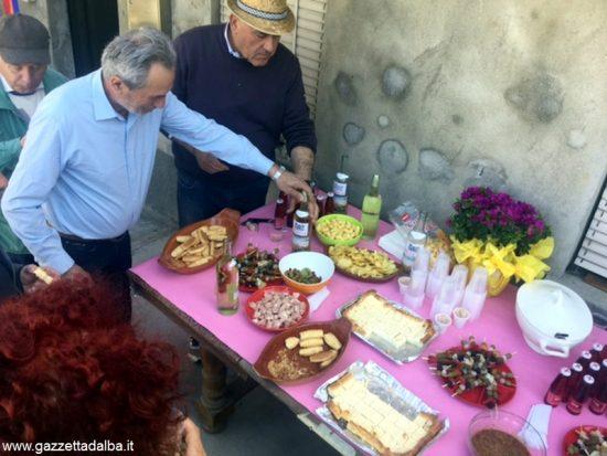 Battista Battaglino festa vigna 1