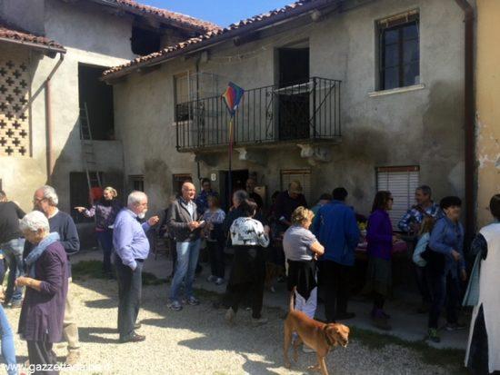 Battista Battaglino festa vigna 2