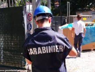 Lavoro nero. 11 mila euro di multa a imprenditore roerino