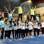 Cheerleading, cinque albesi si preparano per i mondiali