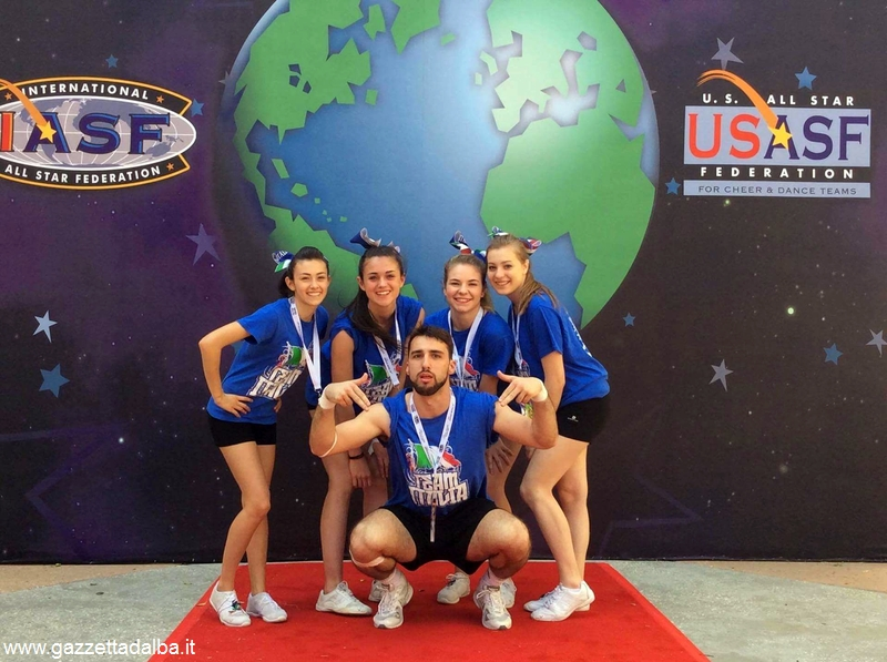 alba cheer usa