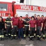 Gara solidale a Sommariva Bosco: serve un nuovo mezzo ai Vigili del fuoco