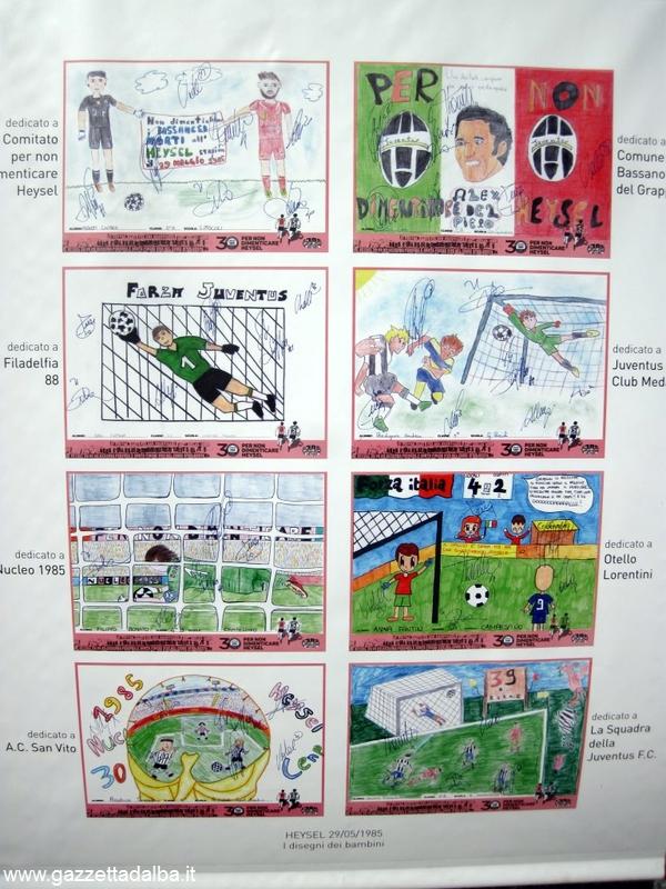 Inaugurato il monumento alle vittime dello stadio Heysel 10