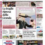 La copertina di Gazzetta d'Alba del 26 aprile 2016