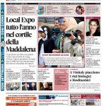 La copertina di Gazzetta d'Alba del 12 aprile 2016