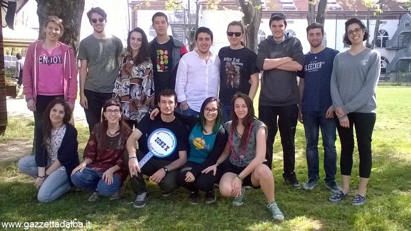 forum giovani Alba e assessore Anna Chiara Cavallotto