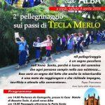 Pellegrinaggio da Castagnito ad Alba, sui passi di Tecla Merlo