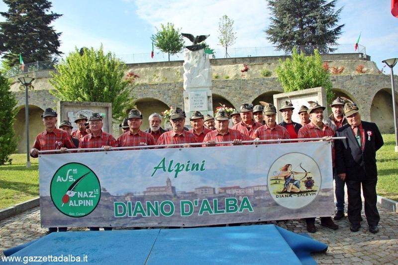 Alpini in Langa radunati a Diano 17