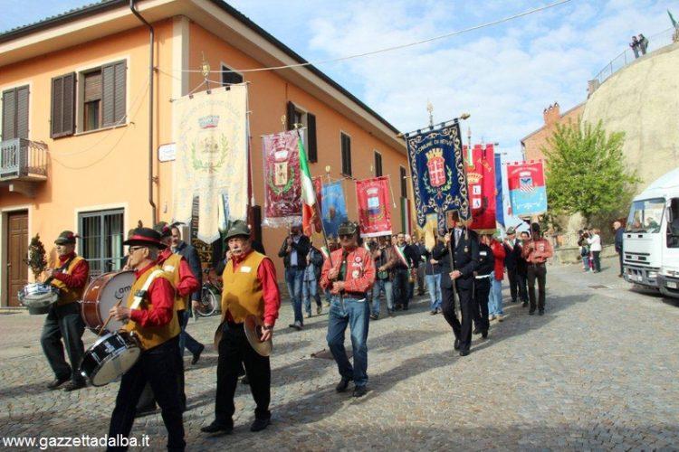 Alpini in Langa radunati a Diano 16