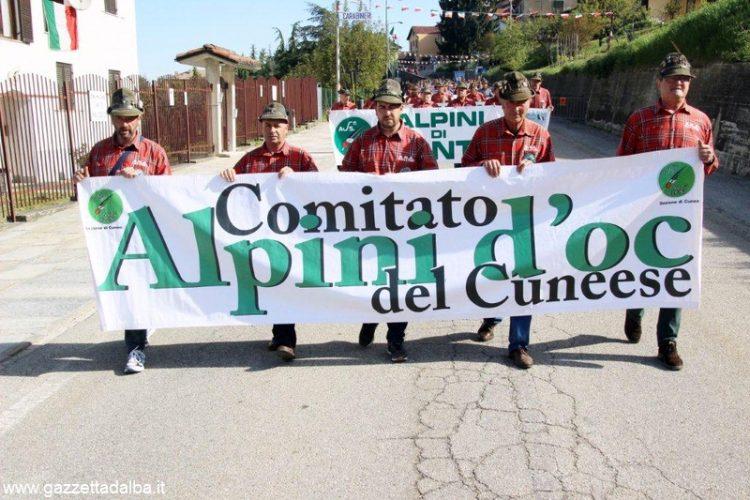 Alpini in Langa radunati a Diano 10