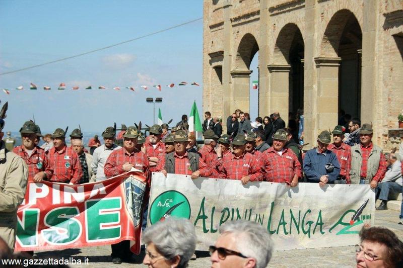 Alpini in Langa radunati a Diano 6
