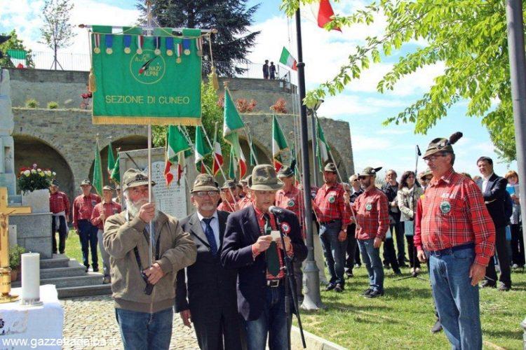 Alpini in Langa radunati a Diano 4