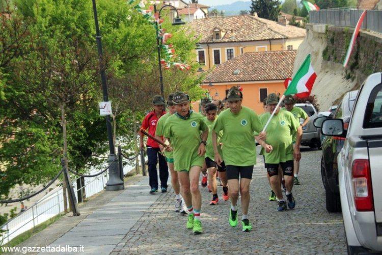 Alpini in Langa radunati a Diano 3