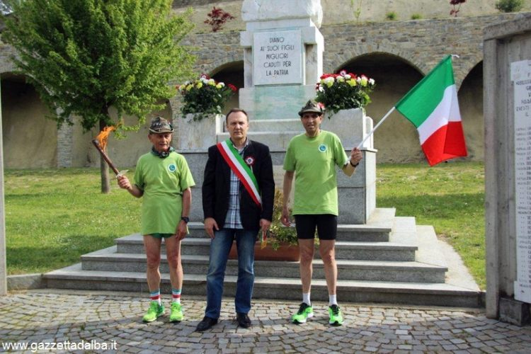 Alpini in Langa radunati a Diano 2