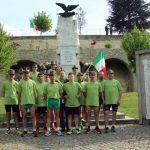 Alpini: fiaccolata da Cervasca ad Asti per l'adunata