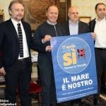 Referendum sulle trivellazioni petrolifere in mare: la Giunta albese si schiera per il sì