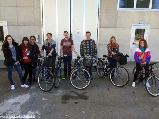 spagnoli in bici