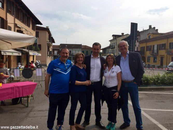 Sport, giochi e aperitivi in piazza a Canale 4