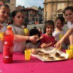 Sport, giochi e aperitivi in piazza a Canale