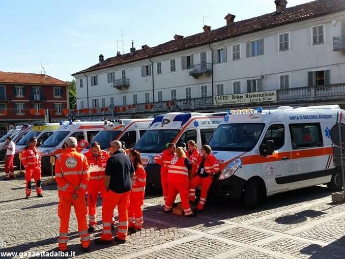 Sfida tra soccorritori: vince la Valsesia 1