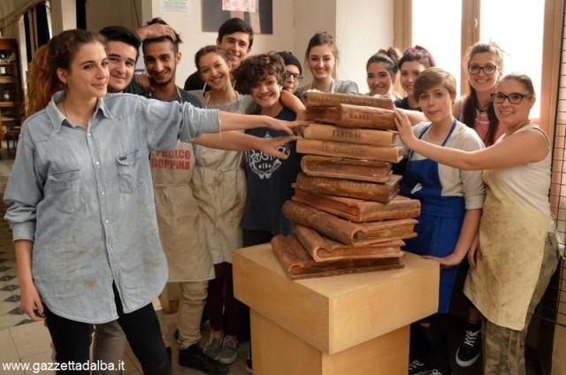 Classe II A liceo Pinot Gallizio