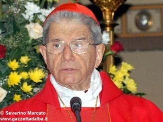 Morto a 90 anni il cardinale Giovanni Coppa