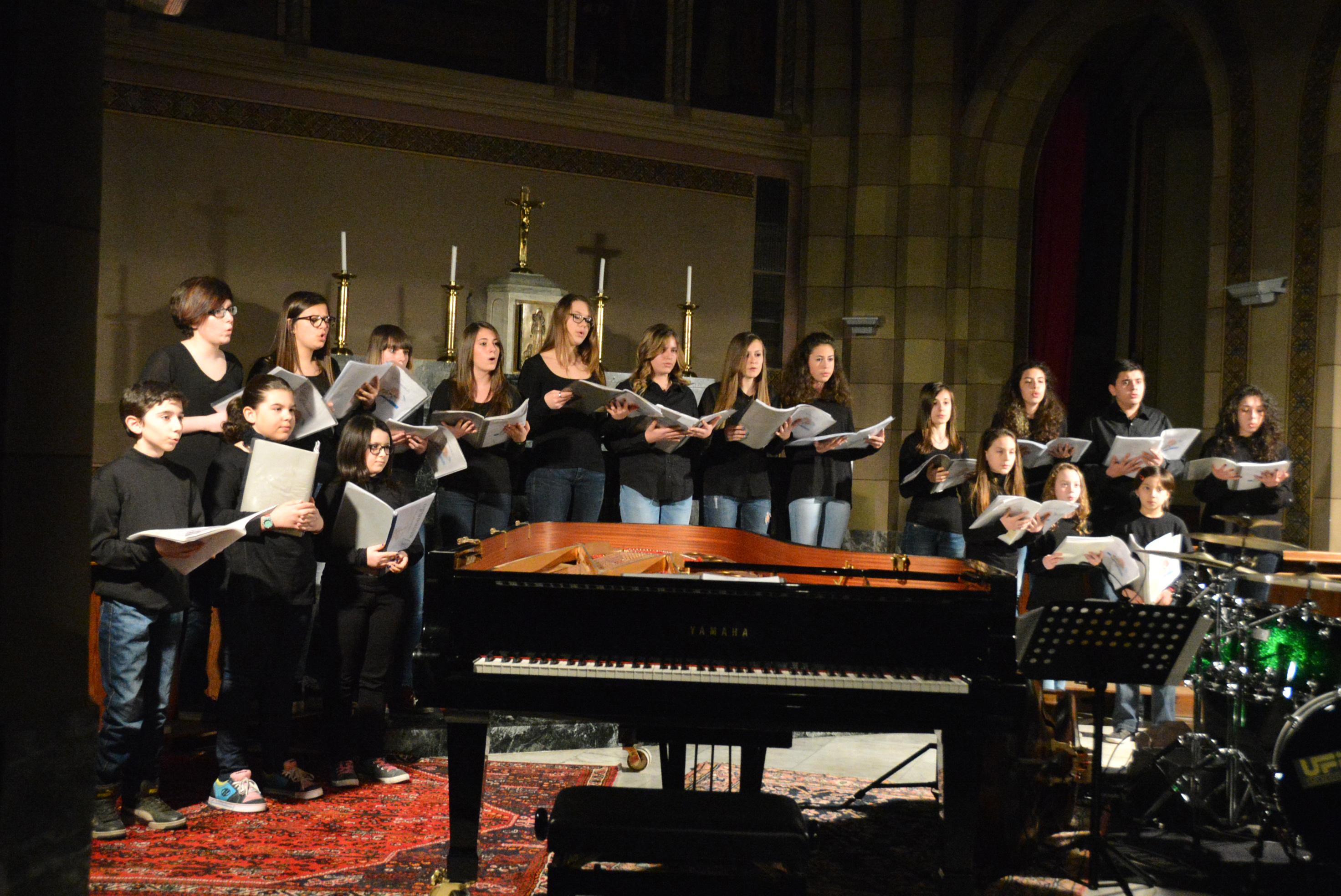 Anticontemporaneo, il coro Intonandoli in concerto a Mussotto