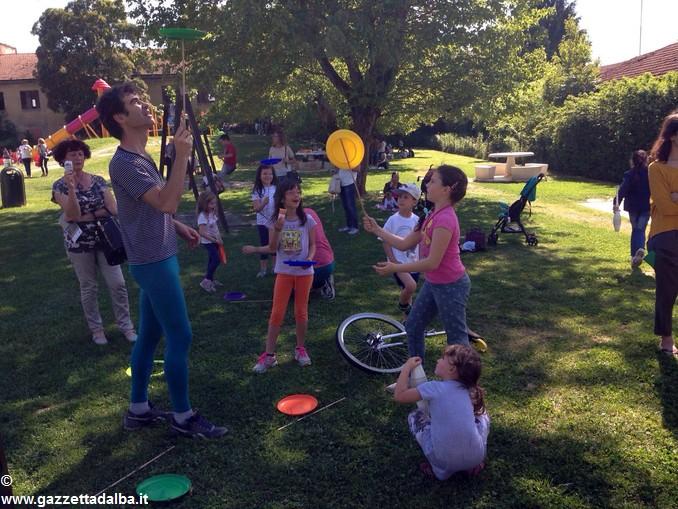 Coi Familupis ci si diverte a parco Sobrino 4