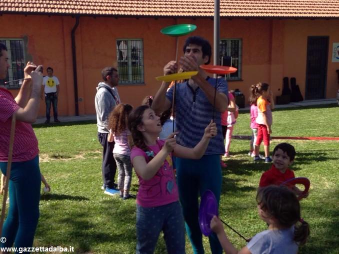 Coi Familupis ci si diverte a parco Sobrino 2