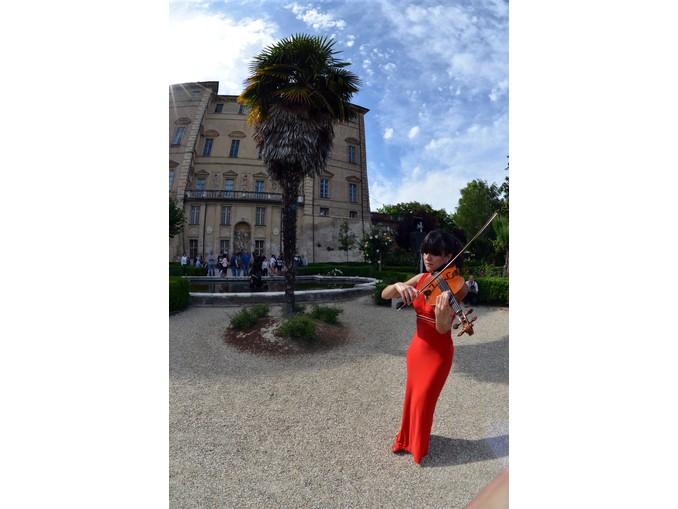 Il parco del castello di Govone si apre agli amanti delle rose 10