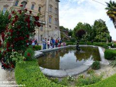 Il parco del castello di Govone si apre agli amanti delle rose 21