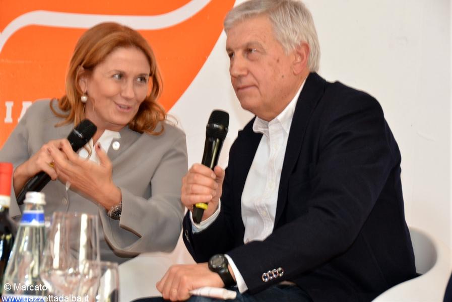 Monica Maggioni e Aldo Grasso 2