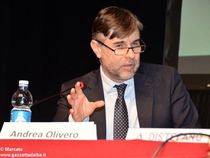 Andrea Olivero, viceministro all'Agricoltura