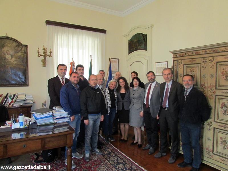 Ospiti albanesi