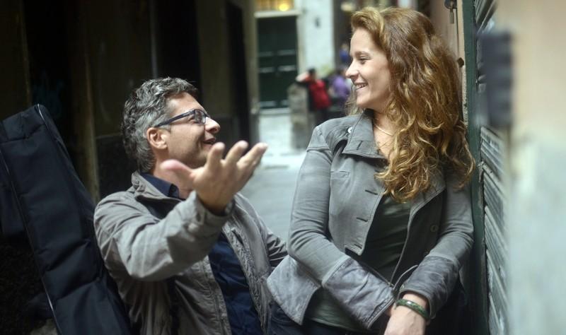 Piermario Giovannone e Giua