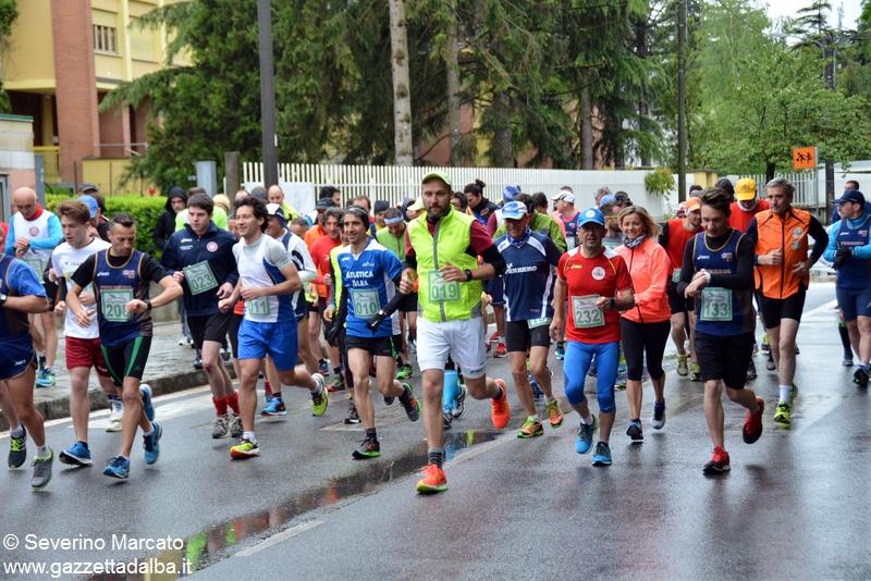 102 concorrenti alla Sgambassà 1